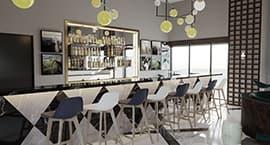 Le botanika lounge bar